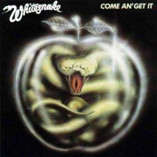 COME AND GET IT - WHITESNAKE [CD album]